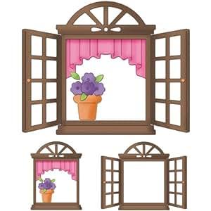Die CottageCutz 4 « X 6 »-printemps fenêtre