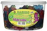 Haribo Bärchen-Pärchen, 3er Pack (3 x 1.2 kg)
