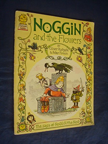 Noggin and the flowers