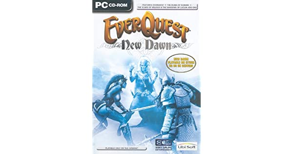 Everquest New Dawn-UK Server Edition: EverQuest-UK