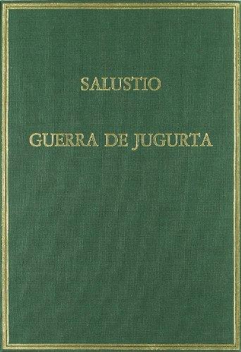 Guerra de Jugurta (Alma Mater) por Cayo Salustio Crispo