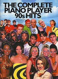 The Complete Piano Player 90S Hits-Noten (Fly Die Girls)