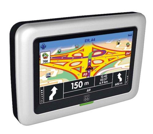 Route 66 Chicago 7000 Navigationssystem D-A-CH -