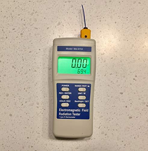 Mel 8704R Instrumento medidor cazafantasmas