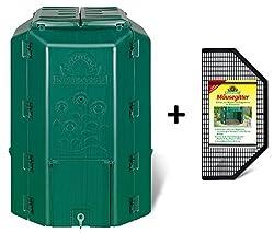 Neudorff 775 Thermokomposter DuoTherm 530 Liter mit Mäusegitter