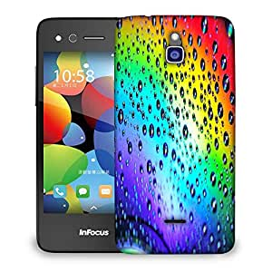 Snoogg Cool For Computer Screens Designer Protective Phone Back Case Cover For Infocus M2