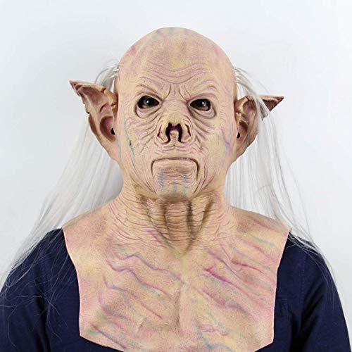 - Creepy Pig Maske
