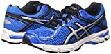 ASICS Gt-1000 4 Gs, Unisex-Kinder Laufschuhe, Blau (Electric Blue/Silver/Black 3993), 37.5 EU Vergleich