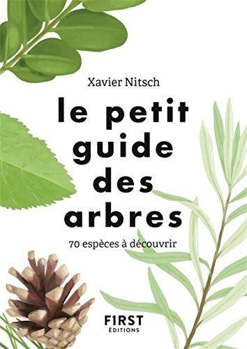 Le Petit Guide pour reconnaître les arbres par Xavier Nitsch