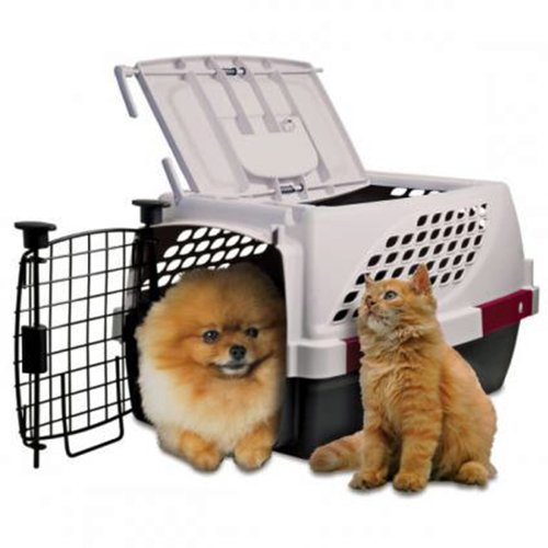 Artikelbild: Noz2Noz Pet Suite Double Door Pet Kennel, 23-Inch, for Pets up to 25 Pounds (487) by Noz2Noz