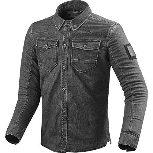 Preisvergleich Produktbild Revit Hudson Hemd L Dunkelgrau