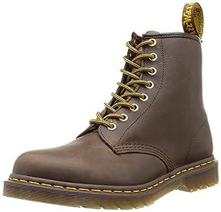 Dr Martens 1460 Crazy Horse, Boots mixte adulte: