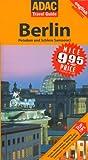 ADAC TravelGuide Berlin, Potsdam and Schloss Sanssouci mit Stadtplan, englische Ausgabe