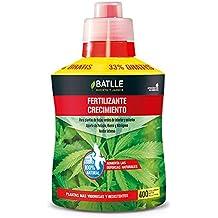 Abonos - Fertilizante Ecoyerba Crecimiento 400ml - Batlle