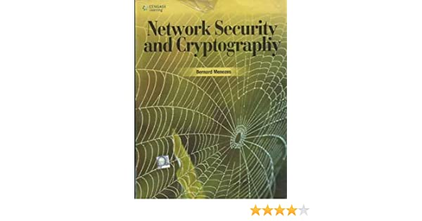 Security cryptography bernard by and menezes pdf network