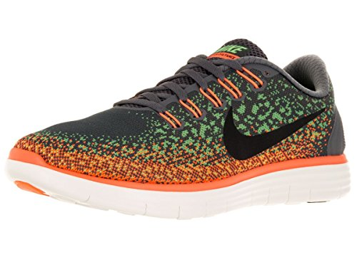 Nike Free Rn Distance, Chaussures de Running Entrainement Homme Gris