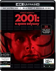 2001: A Space Odyssey (4K UHD & HD) (2-Disc)