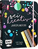 Sei kreativ! Jahresplaner 2019 – 52 DIY-Projekte,...