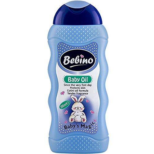 Bebino Baby Öl Ohne Parabene 300ml (Milch-pulver-bad)
