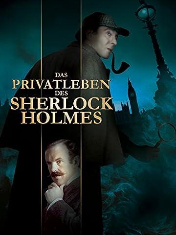 Das Privatleben des Sherlock Holmes [dt./OV]