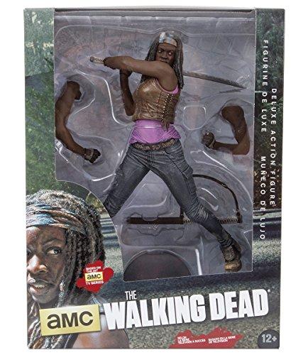 The Walking Dead TV - Michonne Deluxe 25 cm Fig. - Walking Deluxe Dead
