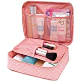 Siddhi Collection New Travel Cosmetic Makeup Toiletry Case Wash Organizer Storage Pouch Toiletry Bag Travel Organizer...