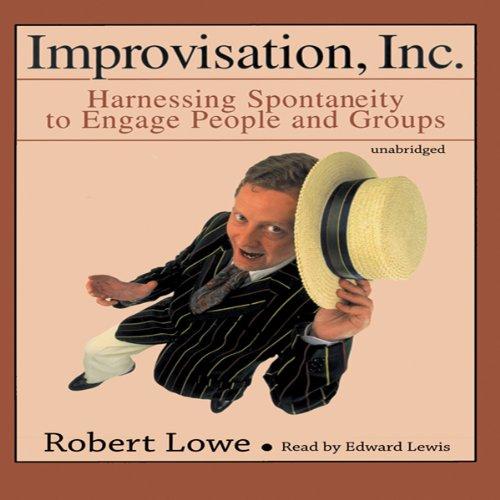 Improvisation, Inc.  Audiolibri