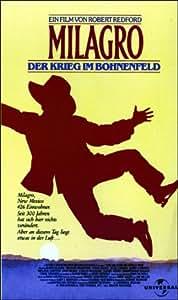 Milagro - Der Krieg im Bohnenfeld [VHS]