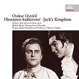 Otakar Ostrcil : Le Royaume d'Honza, opéra. Koci, Zidek, Vymazalova, Veverka, Jiracek.