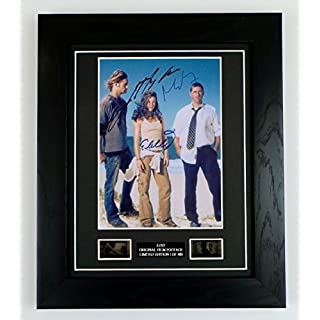 Lost Signed + Lost TV Series Film Cells