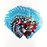 #4: Partysanthe Avenger Tissues/Tissue Paper/Paper Napkin/Avenger Theme/Birthday Party (20 Pcs)