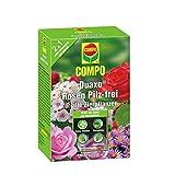 COMPO Duaxo® Rosen Pilz-frei, vollsystemisches Konzentrat, für alle Zierpflanzen, u.a. gegen Sternrußtau, Echten Mehltau, Blattfleckenpilze, Monilia, Rost und Schorf, 130 ml