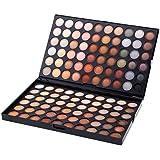 PhantomSky 120 Colores Sombra De Ojos Paleta de Maquillaje Cosmética #4 - Perfecto para Uso Profesional y Diario