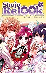 Shojo Relook Edition simple Tome 3