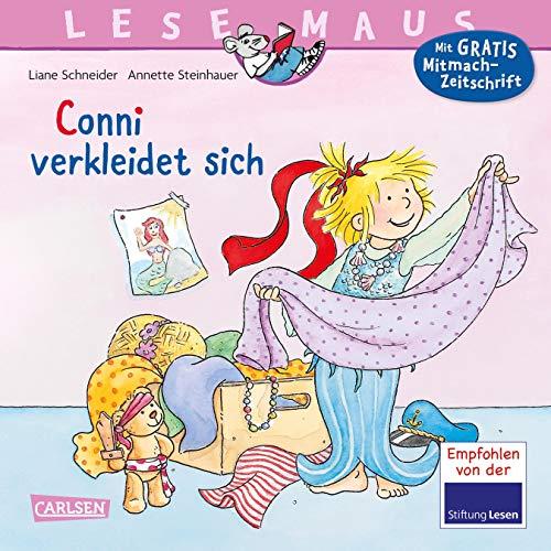 LESEMAUS 146: Conni verkleidet sich (Verkleiden Kleine Meerjungfrau)