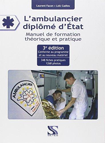 L'ambulancier diplôme d'état