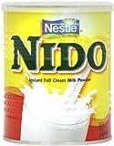 Nestlé nido latte in polvere, 400g (confezione da 6)