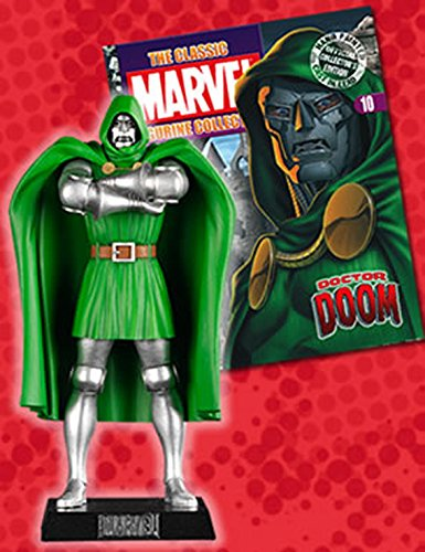 Marvel Figurine Collection #10 Doctor (Kostüm Doctor Doom)