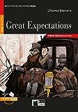 Great Expectations: Englische Lektüre für das 5. und 6. Lernjahr. Buch + Audio-CD + Online-Angebot (Reading & training)