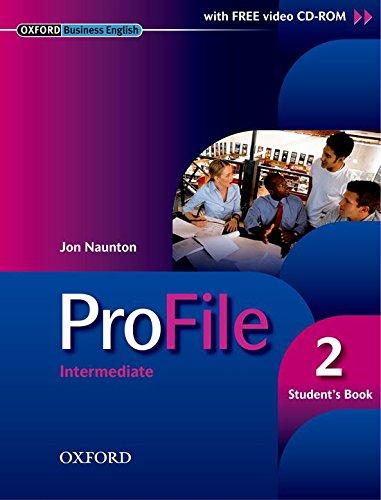 Profile. Student's book. Per le Scuole superiori. Con CD-ROM: Profile 2 Student's Pack