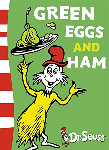 Green Eggs And Ham (Dr. Seuss - Green Back Book)