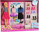 Barbie Fashions and Accessories, Multi C...