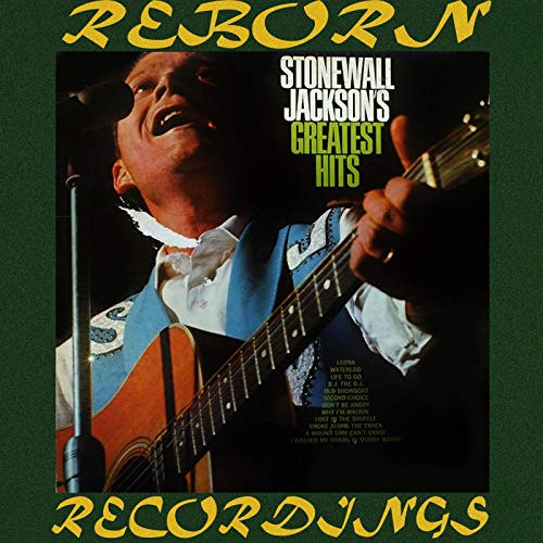 Stonewall Jackson's Greatest Hits (HD Remastered) (Stonewall Jackson Mp3 Musik)