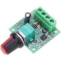 Controlador de velocidad de motor de bajo voltaje DC 1.8V 3V 5V 6V 12V 2A