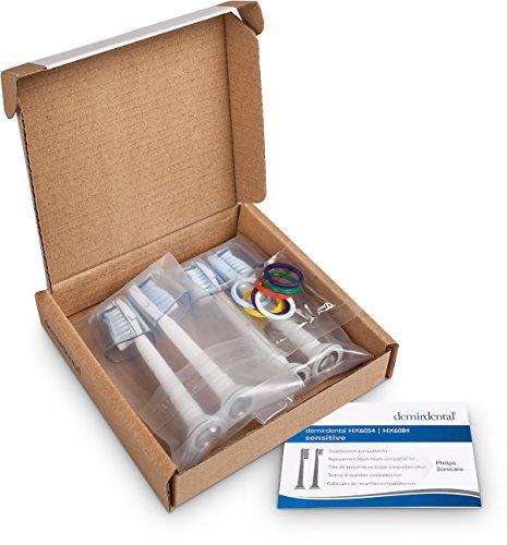 demirdental kompatibel für Philips Sonicare Kompatibel für Philips Sonicare HX6054