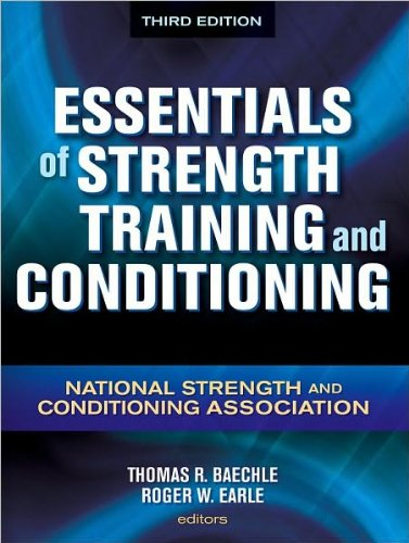 by National Strength and Conditioning Association Essentials of Strength Training and Conditioning - 3rd Edition (text only)3rd (Third) edition[Hardcover]2008