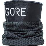 GORE WEAR M Calentador de cuello unisex, Talla: única, Color: negro/gris tierra