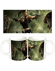 Tomb Raider Underworld Lara Croft C Tasse Mug