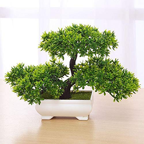 Kunstpflanze Vielseitig einsetzbar in Wohn- und Geschäftsräumen: für Bad, Schreibtisch oder Empfangsraum