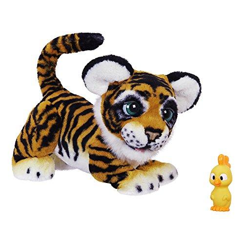 Furreal Friends - B90711010 Peluche - Tyler, le Tigre Joueur